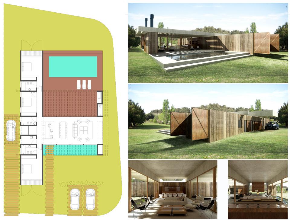 Casa rumenco mar del plata 2011 for Casa para herramientas de pvc
